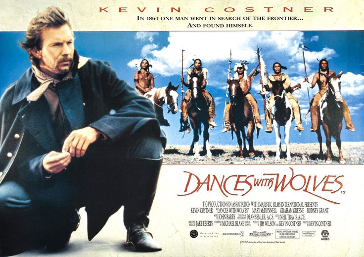 best dances wolves images dances  dances wolves kevin costner mary mc donnell graham greene rodney grant
