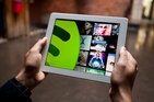 Spotify is now on the iPad, and the app (with great early reviews) will drive even greater listener engagement, tablet activity, and purchases in iTunes. It's a great media partnership.