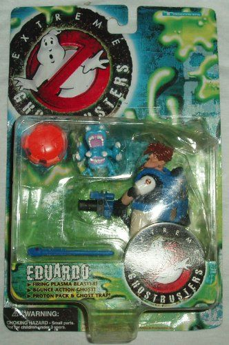Extreme Ghostbusters Action Figure - Eduardo @ niftywarehouse.com #NiftyWarehouse #Geek #Horror #Creepy #Scary #Movies