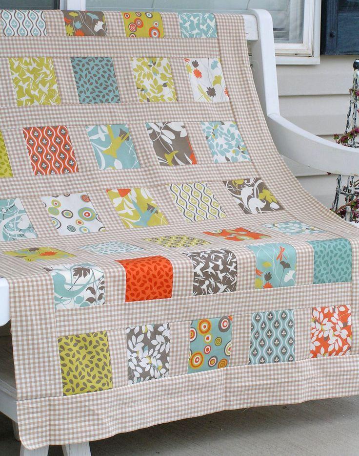 88 Best Modern Quilt Patterns Images On Pinterest Quilt