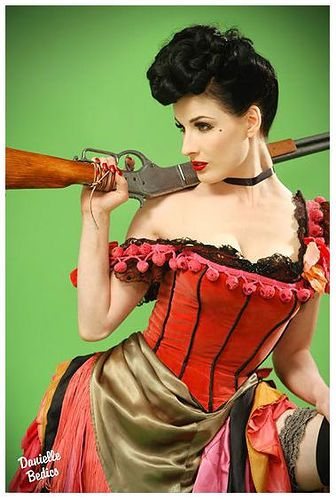 Dita Saloon Girl* | Flickr - Photo Sharing!