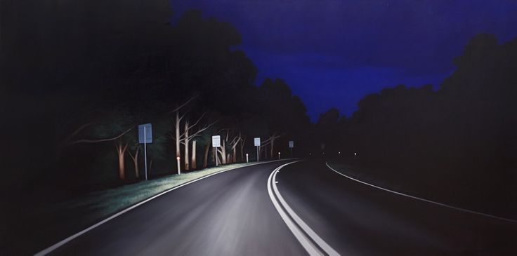 Archibald Prize Sulman 2014 finalist: The other way by Tony Lloyd