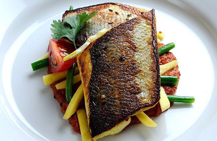 Tali Machli (Fried Fish) by Alfred Prasad