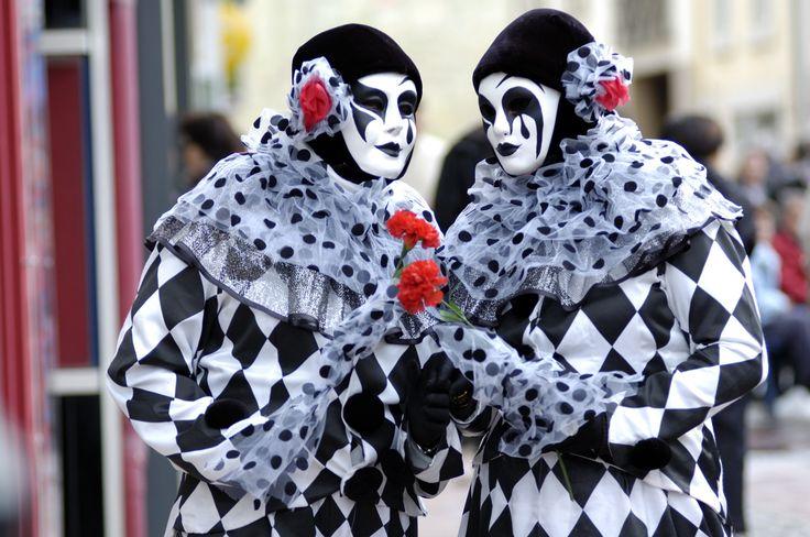 Venice Carnival Harlequin
