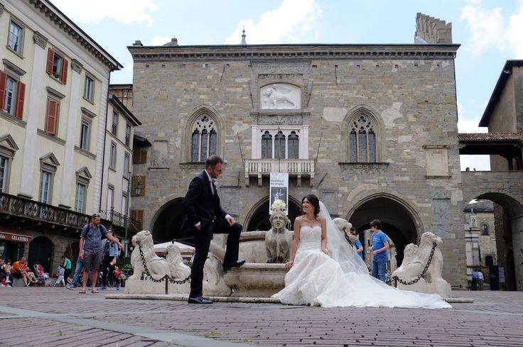 Wedding at Bergamo