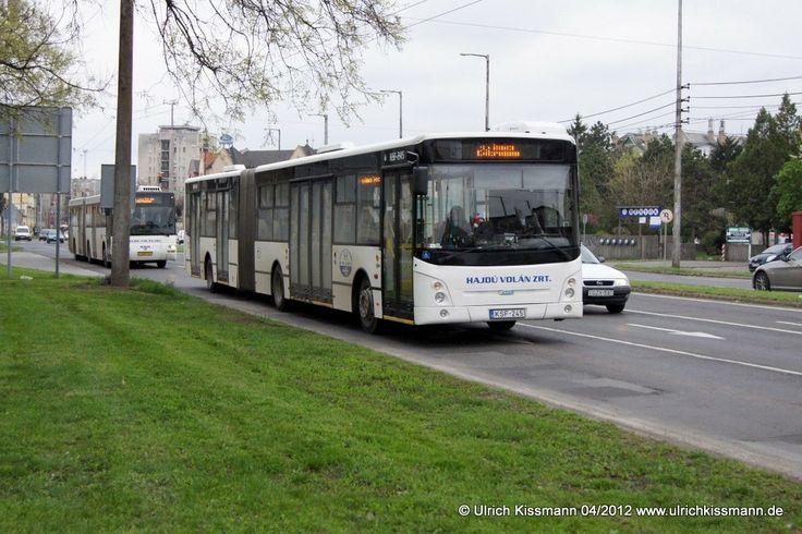 KSF-245 Debrecen Helyközi Autóbusz-Állomás 18.04.2012