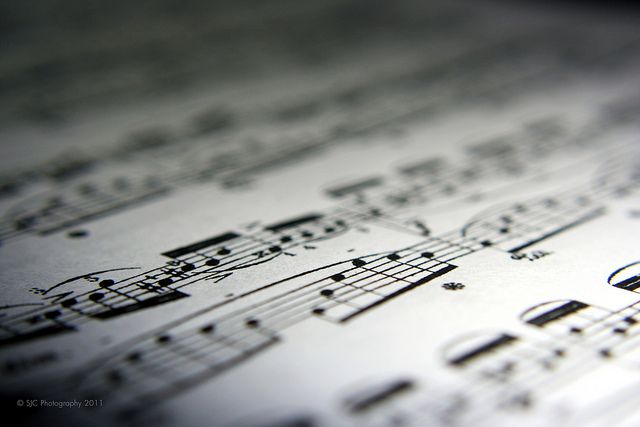 Music Note Photography