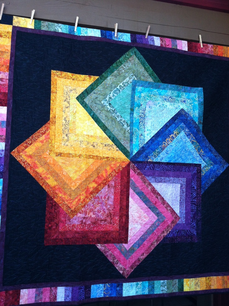 Sister's Quilt Show - OREGON, awesome