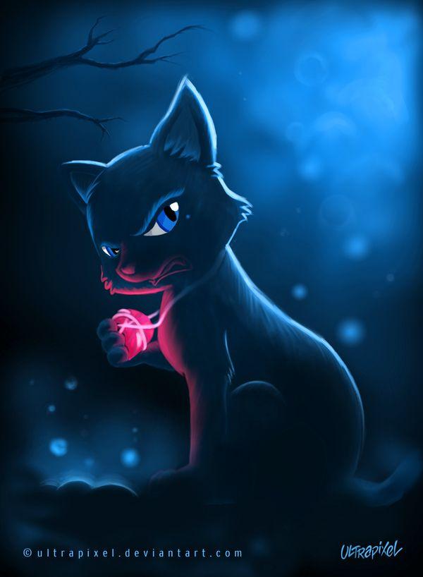 """""""Midnight Eva"""" by Ultrapixel.deviantart.com"""