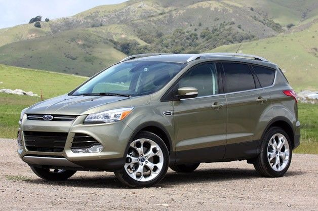 Ford Escape named first-ever Popular Mechanics Car Of The Year