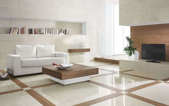 25 Latest Floor Tiles Designs With Pictures In 2020 In 2020 Living Room Tiles Tile Floor Living Room Room Tiles Design