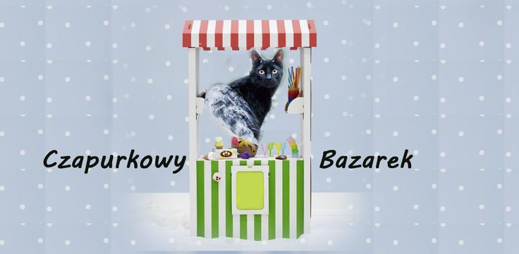 Witam Was moi mili :)  zapraszam Was na Bazarek przeznaczony na potrzeby domu tymczasowego prowadzonego  dla kotów z FDZ Animalia