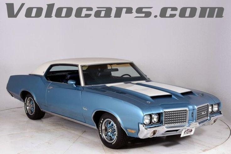 1972 Oldsmobile Cutlass for sale - Volo, IL | OldCarOnline.com Classifieds