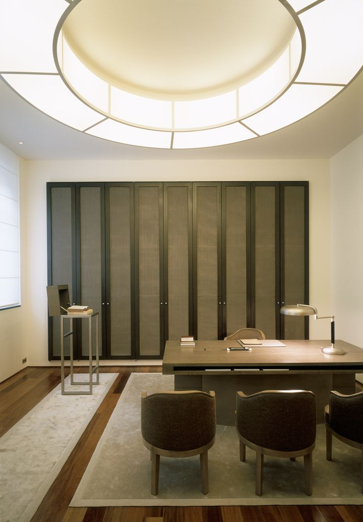 Today TOP designer: Andree Putman.  #interiordesign #moderndecor #luxurydesign  See more: http://www.covetlounge.net/inspirations-ideas/