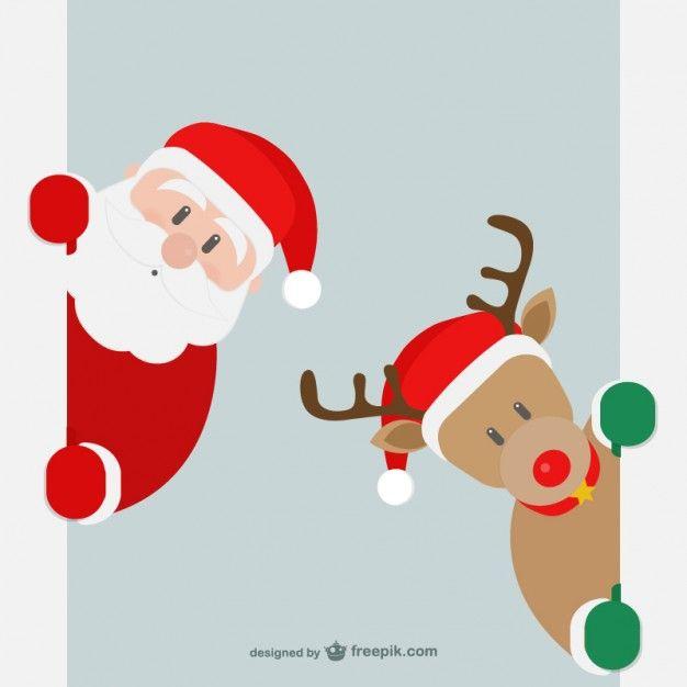 Tags para embalagens de Natal