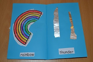 Weather Book craft