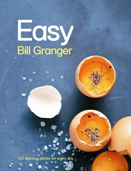 Bill Granger has always championed a relaxed approach to good food. Bill cooks for his family every day and, when he gets home from work, he needs simple ideas to put delicious, healthy meals on the dinner table. Easy offers 100 solutions, using pantry, fridge and fresh foods for stress-free cooking that fits readily around a busy day. Easy is just that - a collection of simple, laidback recipes inspired by favourite everyday ingredients.
