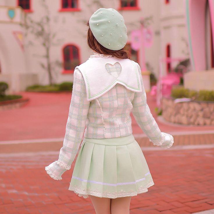 Cheap short coat, Buy Quality coats coats directly from China coat short  Suppliers: Princess sweet lolita coat candy rain Original new winter  women's ...