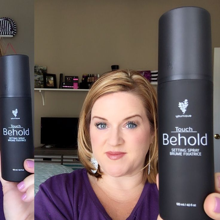 Younique Touch Behold Setting Spray This Is A Game Changer