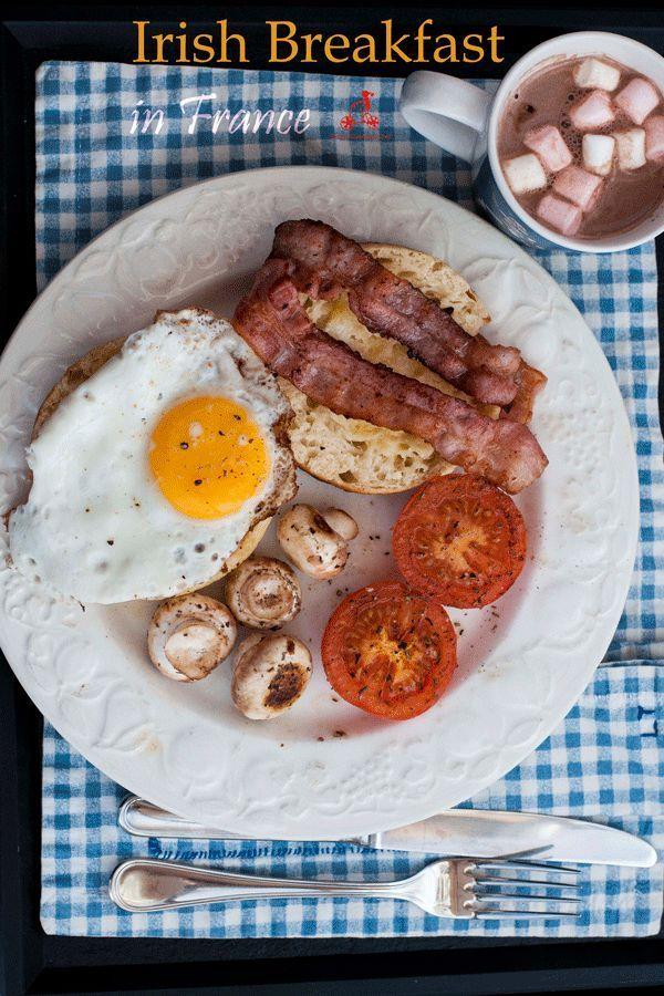 Irish Breakfast In France