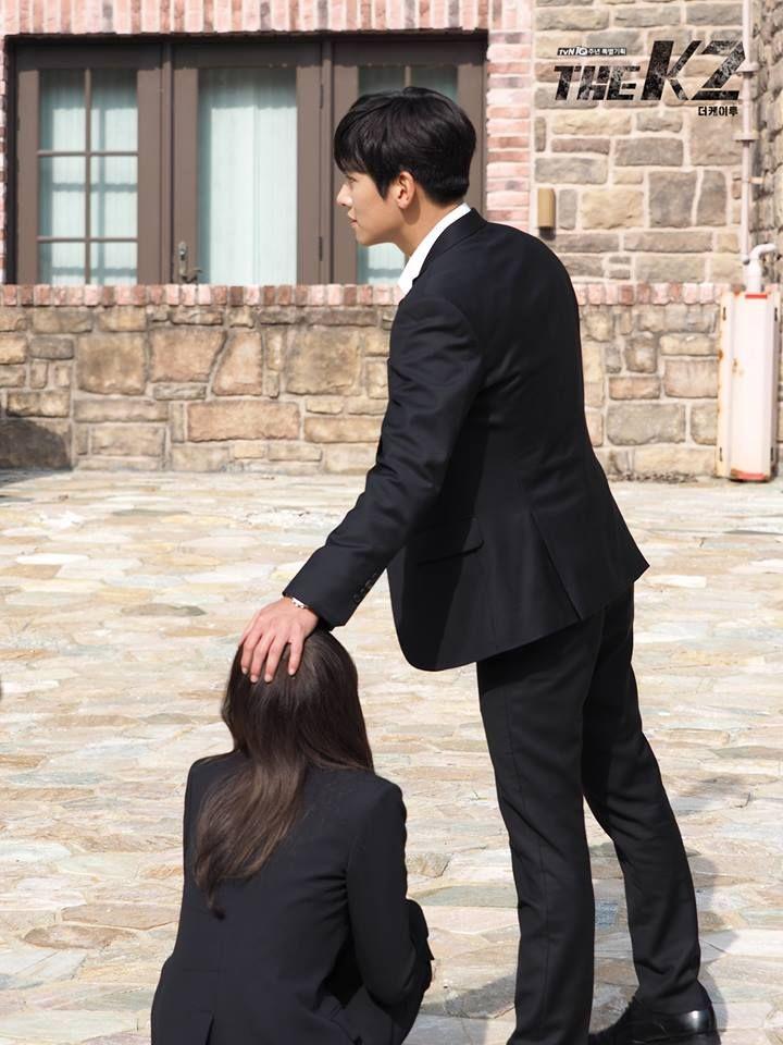 THE K2 (더 케이투) : Ji Chang Wook & Yoona ep.8