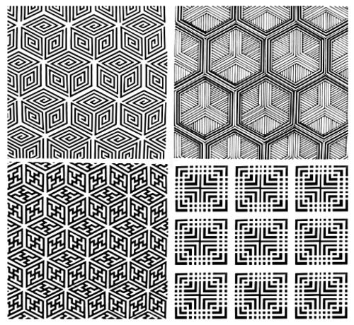 Handbook of Regular Patterns An Introduction to Symmetry in Two Dimensions