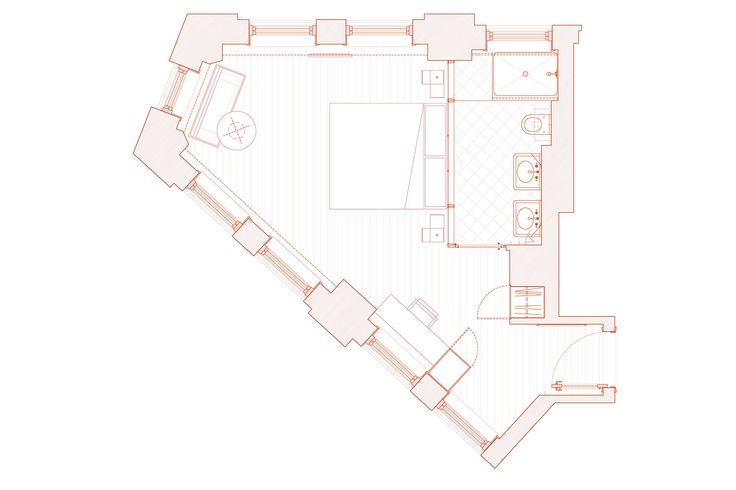 55 Best Images About Plans On Pinterest Square Floor