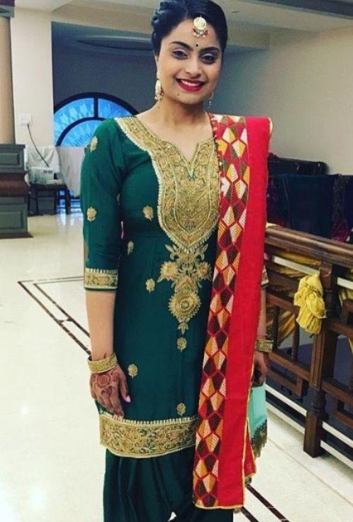 171f64dcac Pinterest: @pawank90   punjabi jatti   Punjabi salwar suits, Wedding salwar  suits, Punjabi suits