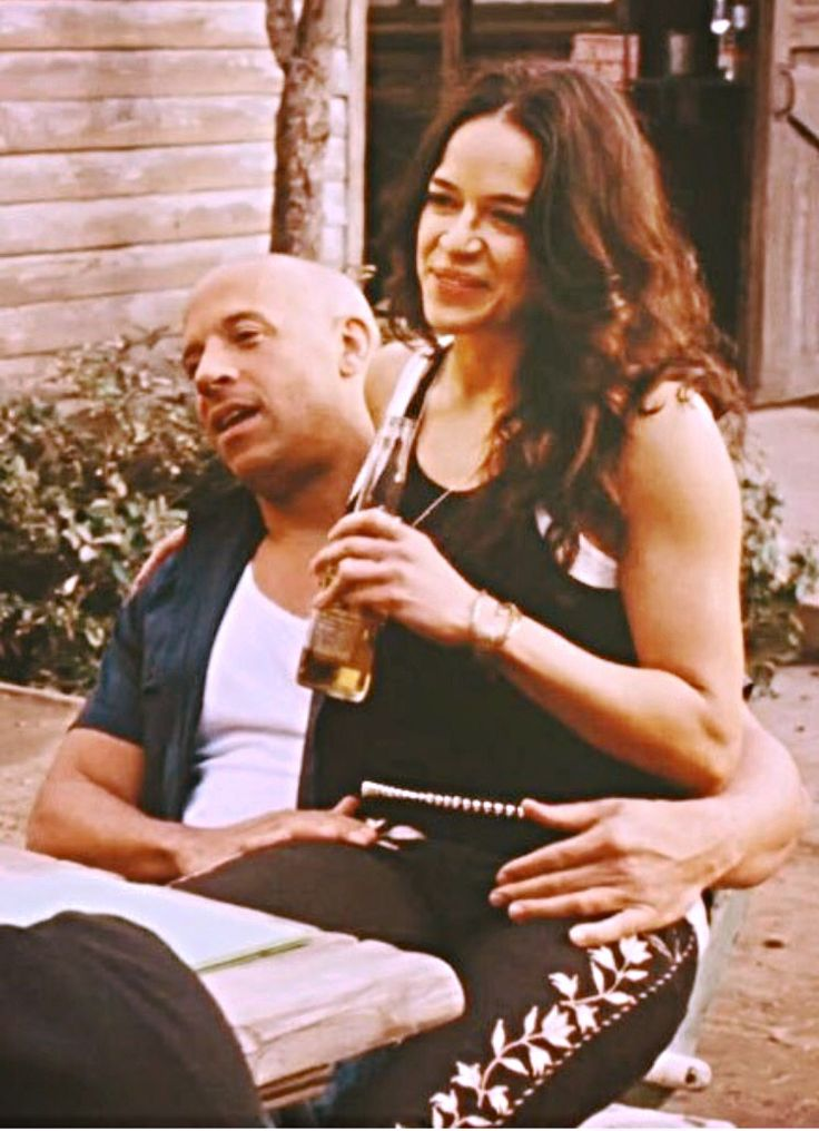 So cute love, Dom & Letty!!