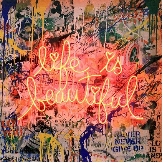 Mr. Brainwash, Life is Beautiful 2017