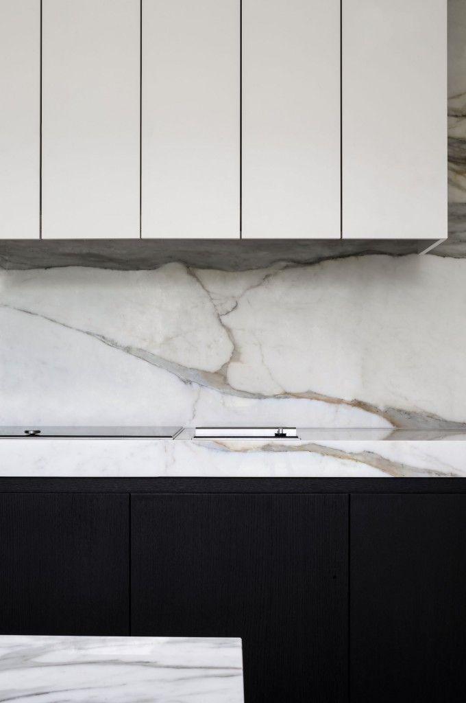 Kitchen Villa Gs In Belgium By Architectslab Il Granito Natuursteen