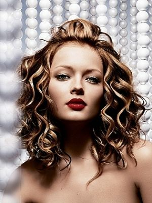 Loose Spiral Perm Hairstyles | spiral curls need to be created by a specialist as they use a perm ...
