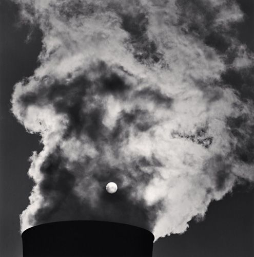 Michael Kenna: Ratcliffe Power Station, Study 68, Nottinghamshire, England, 2003