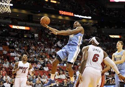 Los Nuggets de Denver sorprenden a LeBron y al Heat | NOTICIAS AL TIEMPO