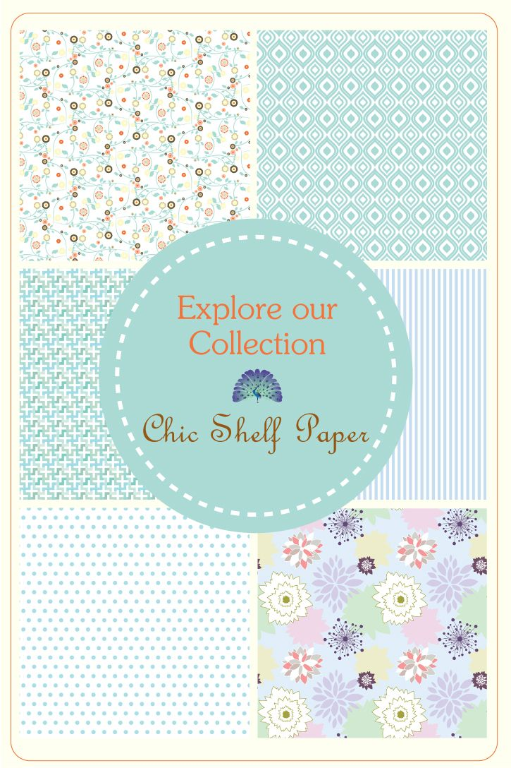 17 Best images about Chic Shelf Paper Contact Paper Patterns on ...