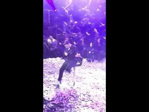 Φοβαμαι για σενα - Νικος Βερτης live 2016 - YouTube