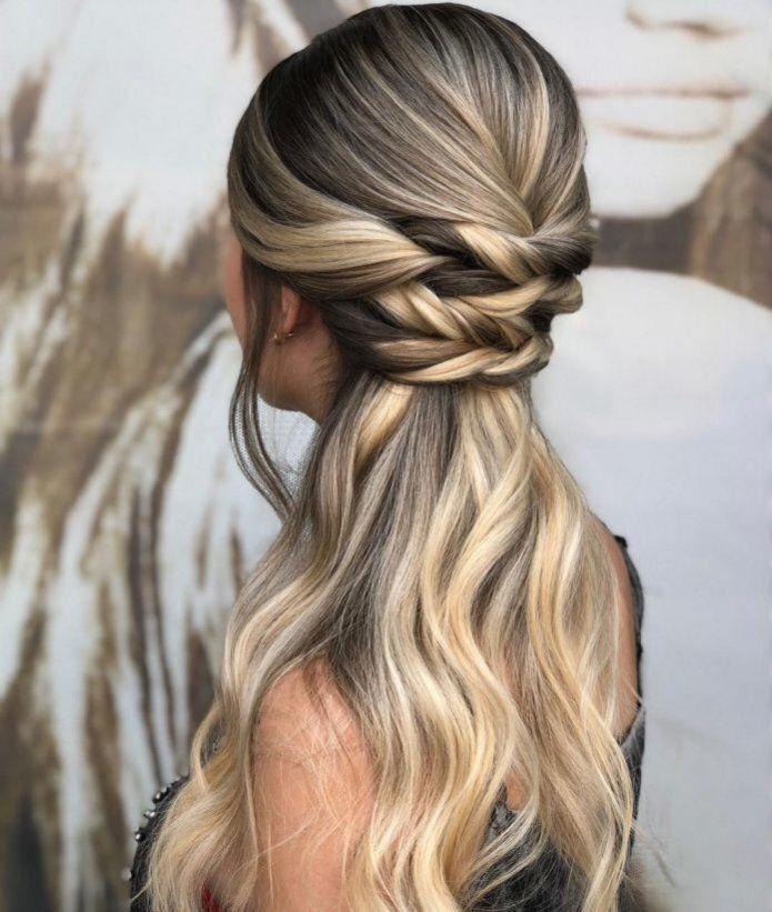 pin von maélie auf coiffure  in 2020 | haar styling