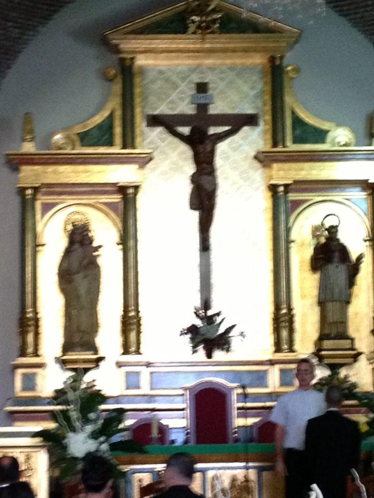 Altar Parroquia San Ramón Nonato,Juana Díaz, Puerto Rico