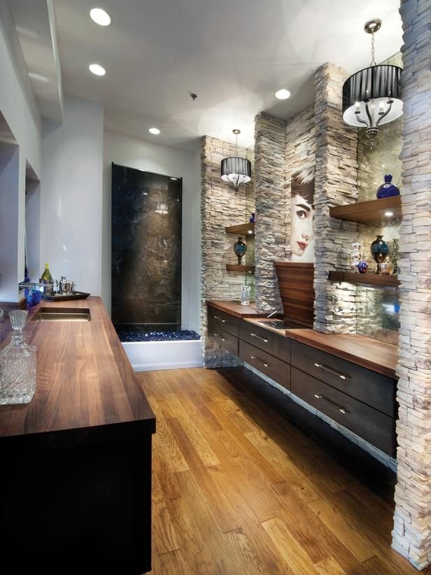 The Awesome Web Bathroom Lighting Styles and Trends Bathroom Remodeling HGTV Remodels