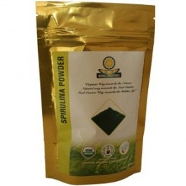 Use Soul Centric Certified Organic Spirulina Powder to feel energized everyday