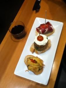 Free tapas at Fatigas Del Querer, plus some other highly recommended tapas places
