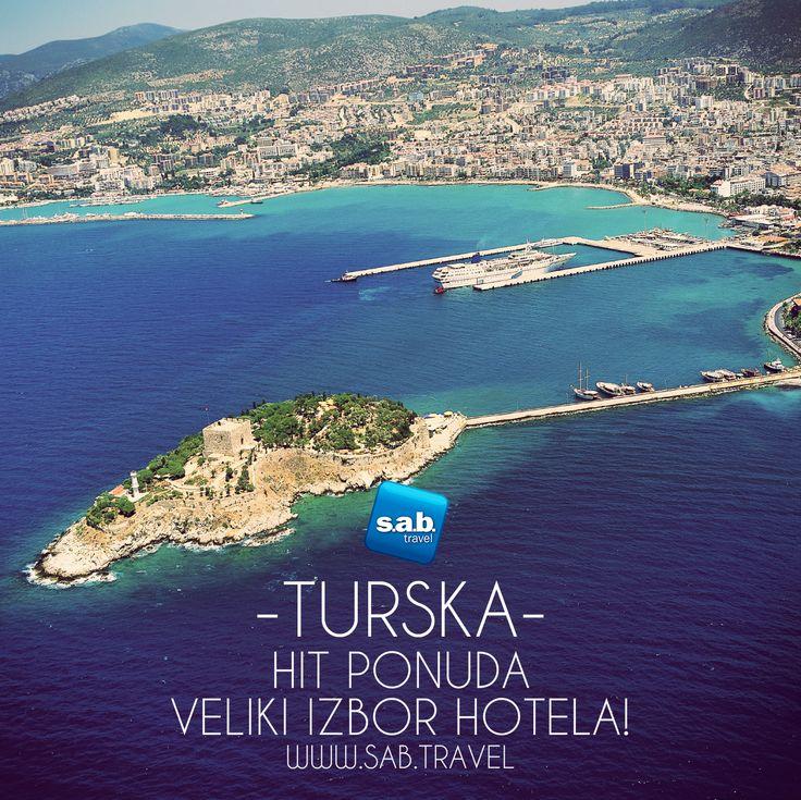 HIT PONUDA - #TURSKA / #KUŠADASI #BODRUM #SARIMSAKLI Bodrum i Kušadasi izlaze na na Egejsko more sa brojnim prirodnim plažama i uvalama! Nepropustite uživanje u ovoj divnoj regiji!  *AUTOBUSKI PREVOZ – od 59 eura. *VELIKI IZBOR HOTELA  Pogledajte ponude na našem websajtu: http://sab.travel/ponude-drzava/turska    Deligradska 9, 11000 Beograd www.sab.travel +381 11 30 65 350 office@sab.travel #sabtravel #leto2015 #letovanje #Alanya #Antalija #Kemer #Belek #Side