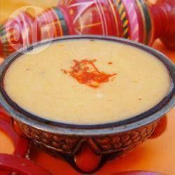 Indische Mangocreme @ de.allrecipes.com