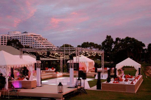 Burswood on Swan - Perth. Another view of the venue over-looking the river in Perth, WA. #wedding #PerthWeddings #Perth #BurswoodOnSwan