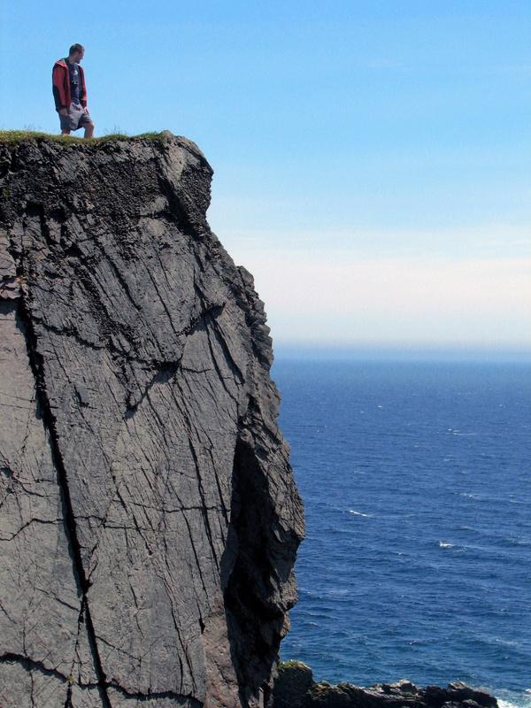 Skerwink Trail, Newfoundland, Canada.