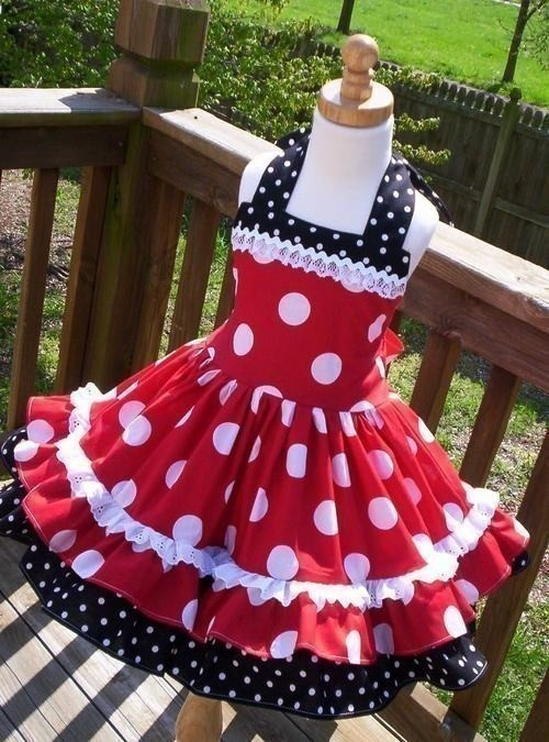 Custom dresses! So cute!