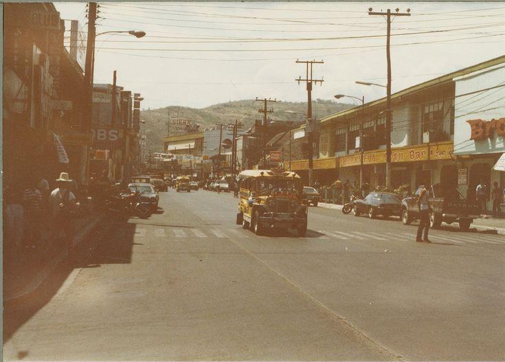 OLONGAPO CITY, THE PHILIPPINES-1983