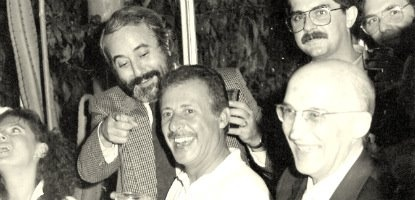 Twenty years without the truth.   R.I.P. Giovanni Falcone e Paolo Borsellino
