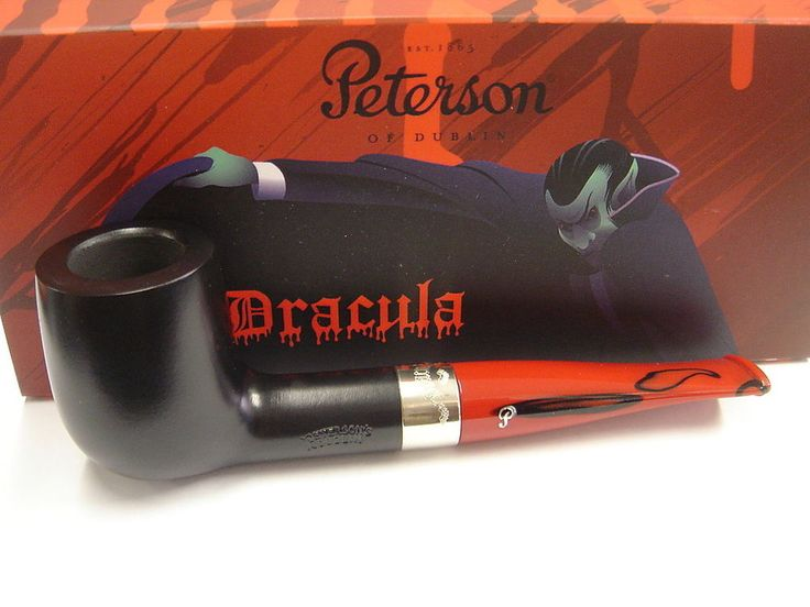 Peterson Dracula Series Pipe Shape no.X105 #Petersons