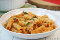 Four Ingredient Chicken Rigatoni - Grace and Good Eats